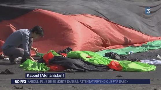 Afghanistan : au moins 81 morts dans un attentat à Kaboul
