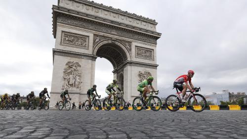 Tour de France : regardez en direct l'étape finale vers les Champs-Elysées avec francetv sport