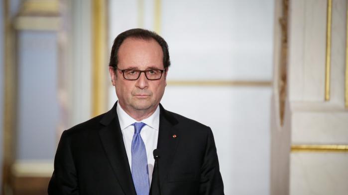"""VIDEO. Polémique à Nice : """"C'est la justice"""" qui doit établir la vérité """"et personne d'autre"""" estime François Hollande"""