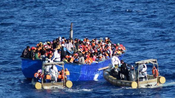 Migrants : plus de 3 000 morts ou disparus en Méditerranée depuis janvier