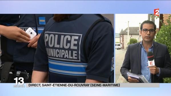 Saint-Etienne-du-Rouvray : une commune sous le choc