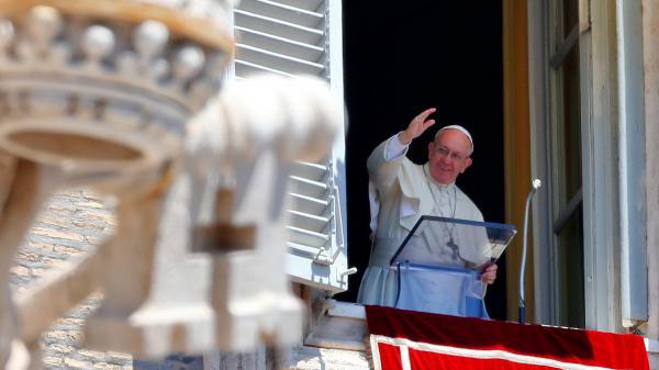 VIDEO. Ouverture des JMJ à Cracovie : le pape François, la nouvelle idole des jeunes cathos