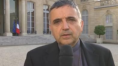 Saint-Étienne-du-Rouvray : échanges entre l'archevêque de Rouen et François Hollande