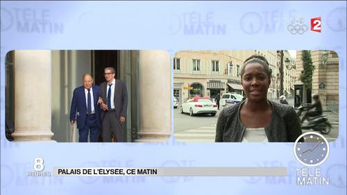 Saint-Etienne-du-Rouvray : les autorités religieuses à l'Élysée