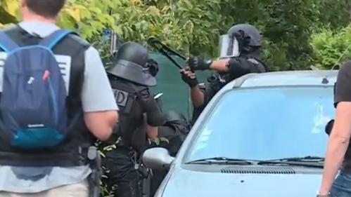 Saint-Étienne-du-Rouvray : deux hommes toujours en garde à vue