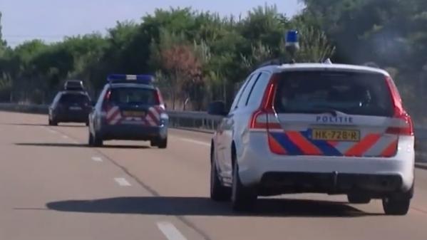 Vacances : sur les routes, les policiers néerlandais épaulent leurs homologues français