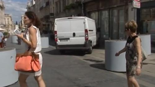 Lutte contre le terrorisme : un dispositif de blocs de béton à Nancy