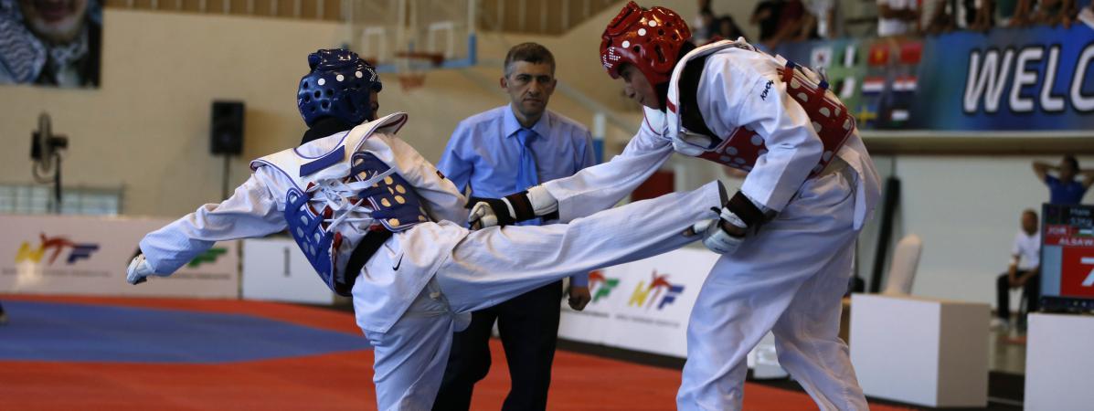 Sport de combat jo