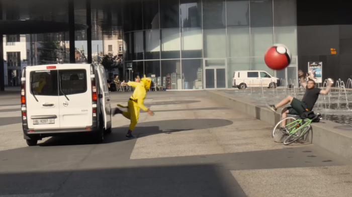 VIDEO. A Bâle, les Pokémons se vengent des dresseurs