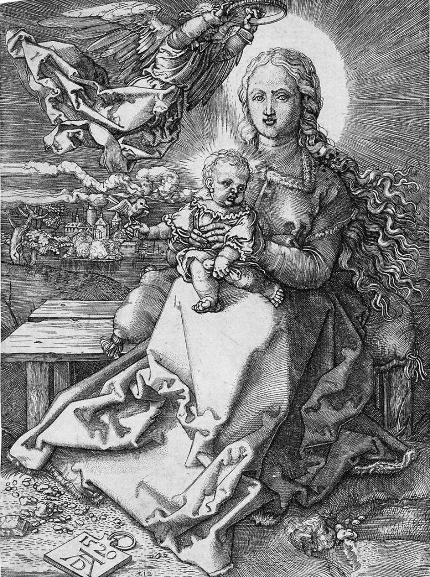 Une précieuse gravure d'Albrecht Dürer découverte dans une ...