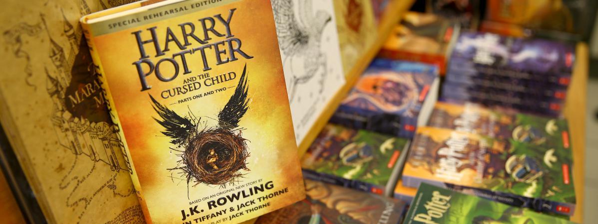Meme En Anglais Harry Potter Domine Les Ventes De Livres