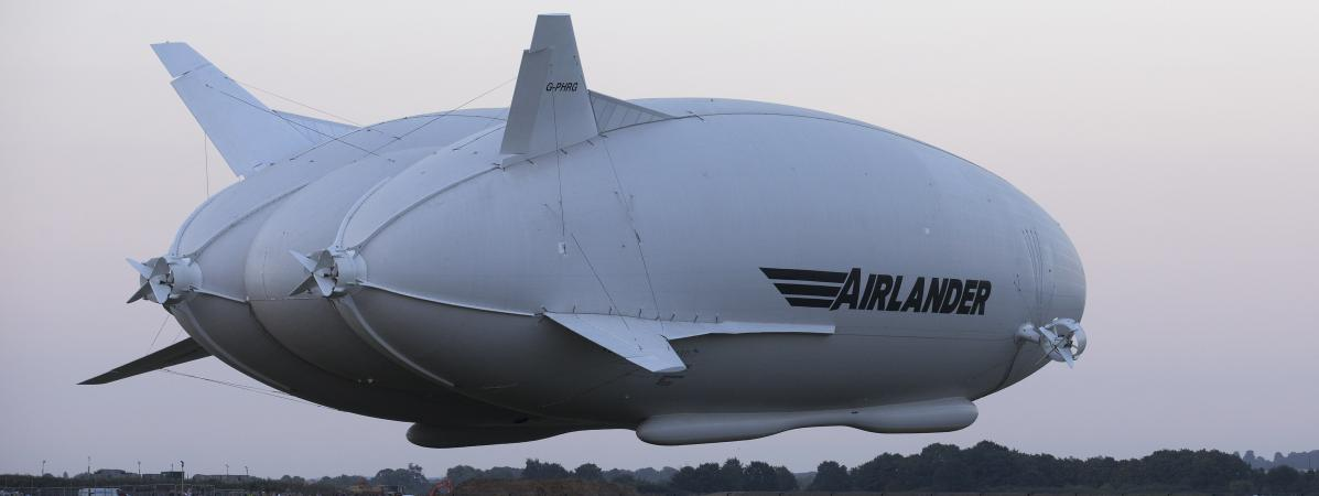 En images airlander 10 le plus grand a ronef du monde s - Quel est le plus grand porte avion du monde ...