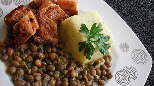 Menu Traditionnel De Noel.Repas De Noel A L Ancienne Aux Antilles