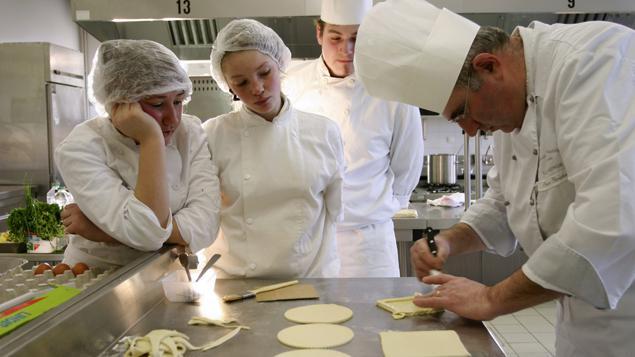 Devenir cuisinier for Cuisinier toulouse