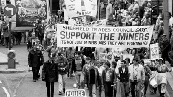 5 mars 1985, chant du cygne de la classe ouvrière britannique