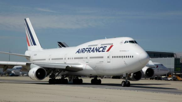 Air france dit adieu au 747 un avion mythique for Interieur 747 air france