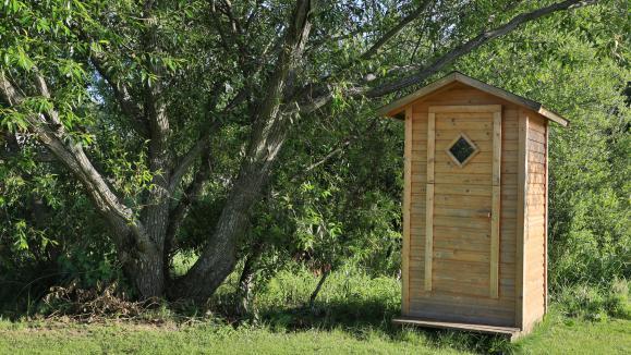 Osez les toilettes s ches - Plus d eau au fond des toilettes ...