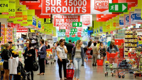 Expliquez Nous La Grande Distribution En France