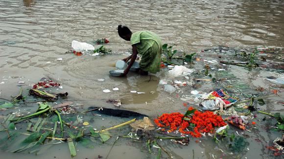 Inde : face à l'urbanisation galopante, le défi des eaux usées