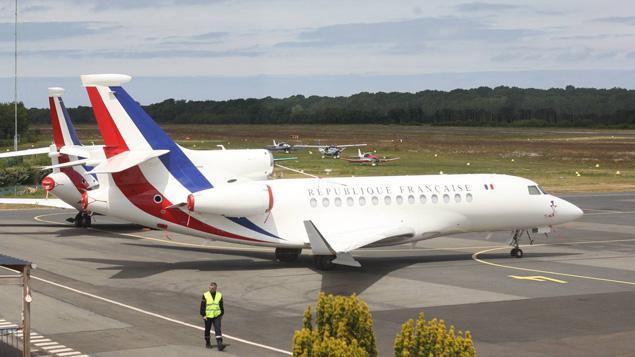 Expliquez nous l 39 usage de l 39 avion pr sidentiel - Disponibilite d office pour raison de sante ...