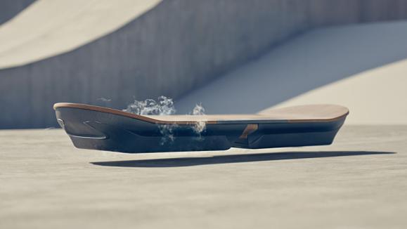 le skate volant