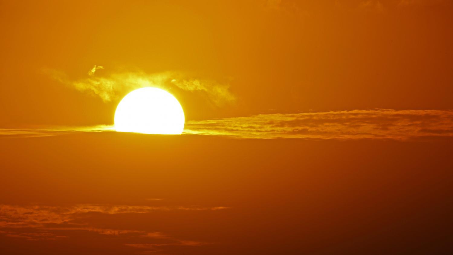 Pourquoi Le Soleil Nous Chauffe T Il 224 Travers Le Vide