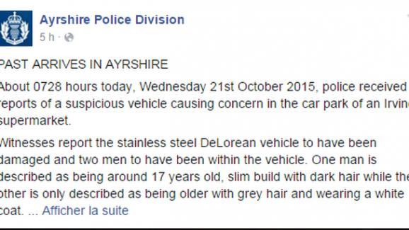 Ayrshire sites de rencontres