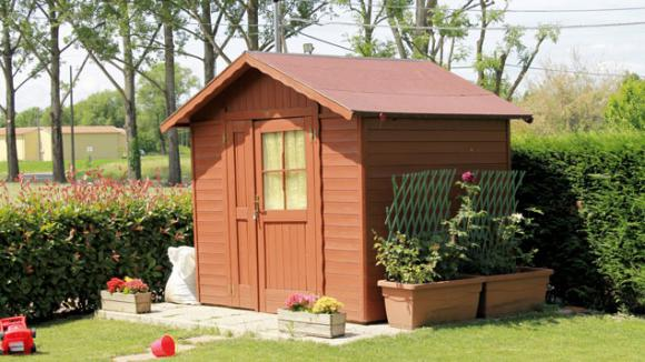 Haro sur la taxe cabanes de jardin for Cabane jardin 5m2