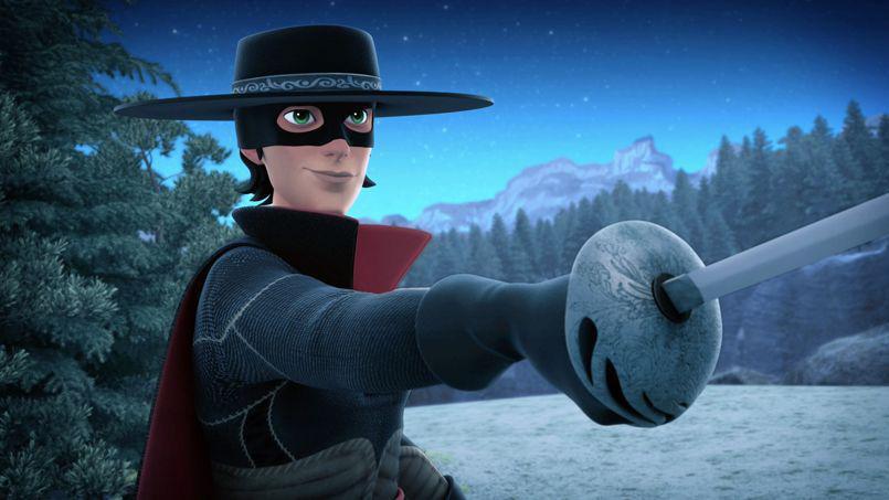 Pierre Sissmann La Serie D Animation Francaise Zorro A Ete Vendue