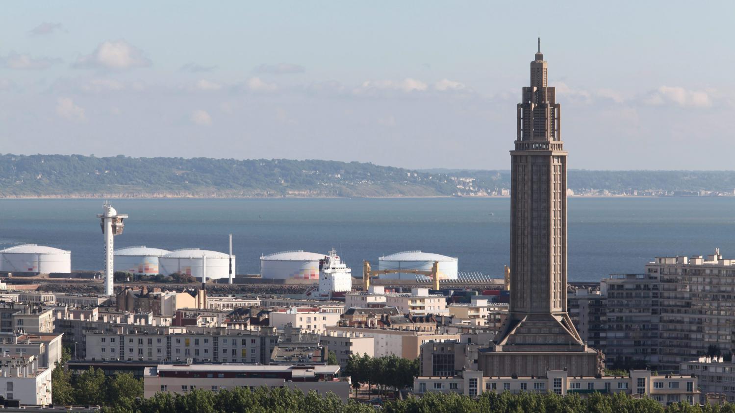 Logement Social Au Havre Le Terrain Mis En Vente Par L 39 Etat Avait D J Trouv Preneur