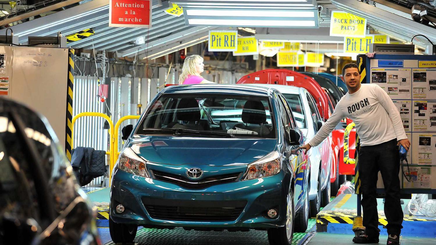 De Près Voitures 7 Toyota Rappelle Millions Le 5 Monde Dans Nk80wOPZXn