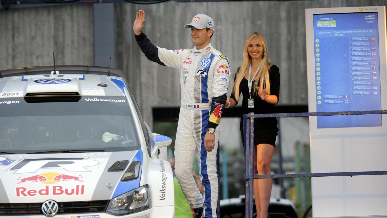 le fran u00e7ais s u00e9bastien ogier champion du monde de rallye