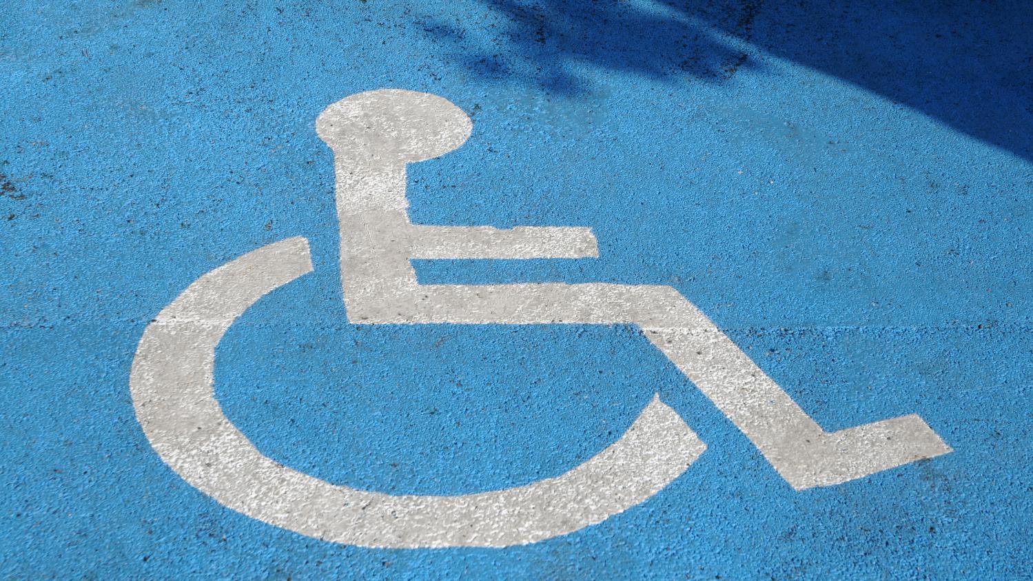 le s nat vote le stationnement gratuit pour les handicap s. Black Bedroom Furniture Sets. Home Design Ideas