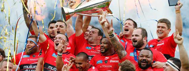 coupe d'europe de rugby toulon