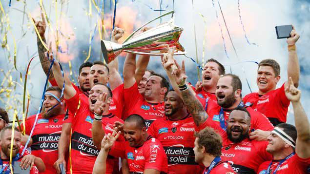 Toulon remporte sa troisi me coupe d 39 europe de rugby - Retransmission coupe d europe de rugby ...