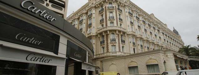 44fa425a9203 Braquage bijouterie Cartier de Cannes   un butin de 17