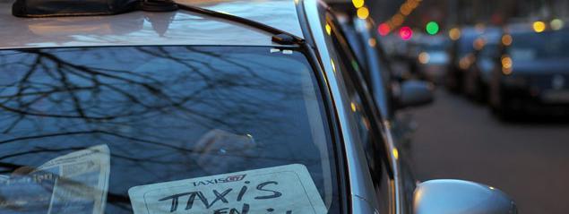 taxis et vtc une loi en route pour distribuer les r les. Black Bedroom Furniture Sets. Home Design Ideas