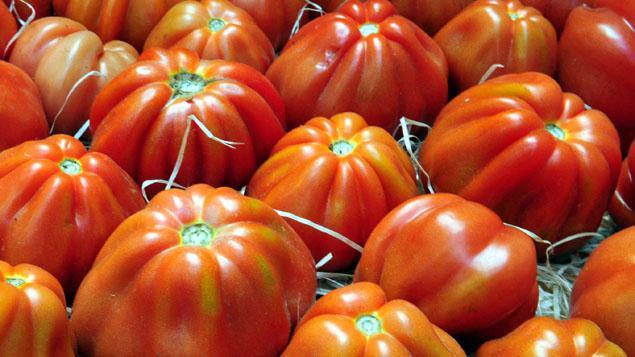 fausses tomates c ur de b uf imposture au rayon frais. Black Bedroom Furniture Sets. Home Design Ideas