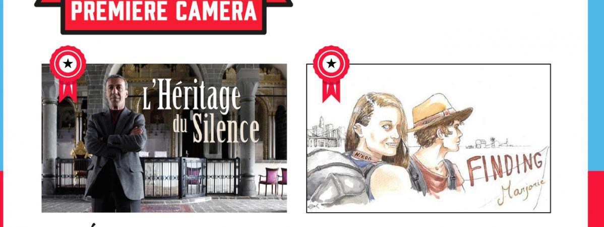 l 39 h ritage du silence et finding marjorie laur ats du prix premi re cam ra 2014. Black Bedroom Furniture Sets. Home Design Ideas