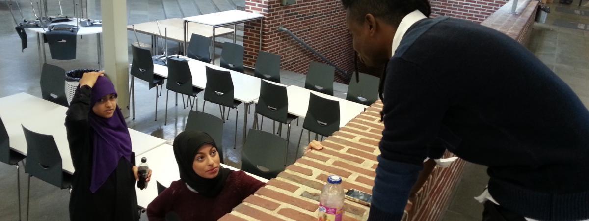 dé-radicalisation