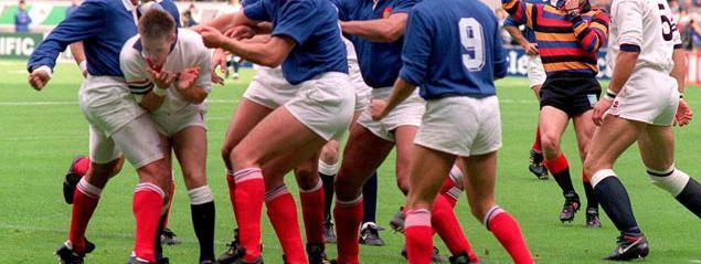 Coupe du monde de rugby 1991 la france battue par la france - Place finale coupe du monde rugby ...