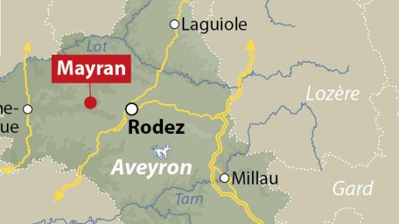 Un homme en garde vue apr s la mort d 39 une conseill re agricole en aveyron - Chambre d agriculture rodez ...