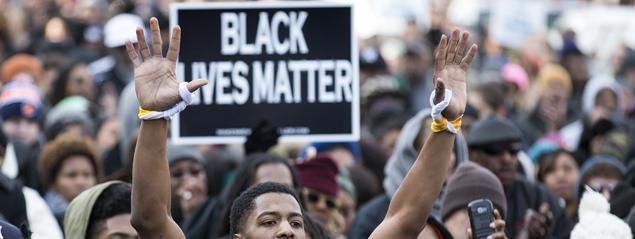 """Jour de colère"""" aux USA contre les violences policières"""