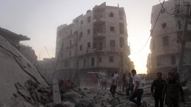 Syrie gr ce la russie daech est aux portes d 39 alep - Les beatitudes une secte aux portes du vatican ...