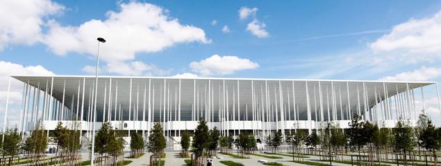 Nouveau stade de bordeaux le conseil d 39 etat juge for Haute juridiction administrative