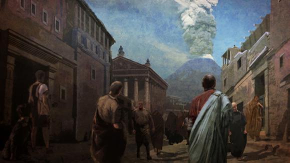 Photos De La Ville De Pompei
