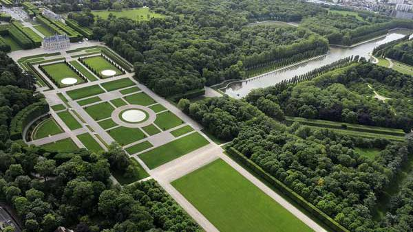 Rendez vous aux jardins au domaine de sceaux for Visite de jardins en france