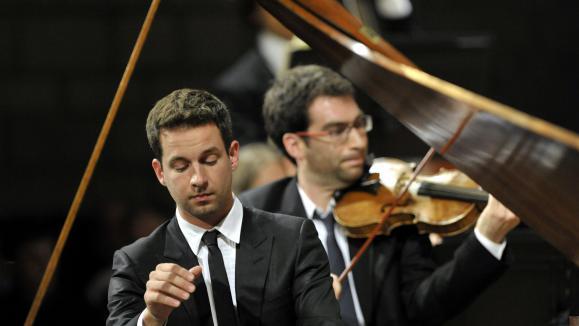 bertrand chamayou pianiste virtuose - Bertrand Chamayou Mariage