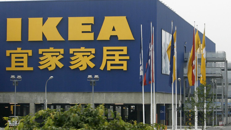IKEA, le squat préféré des Chinois à Pékin