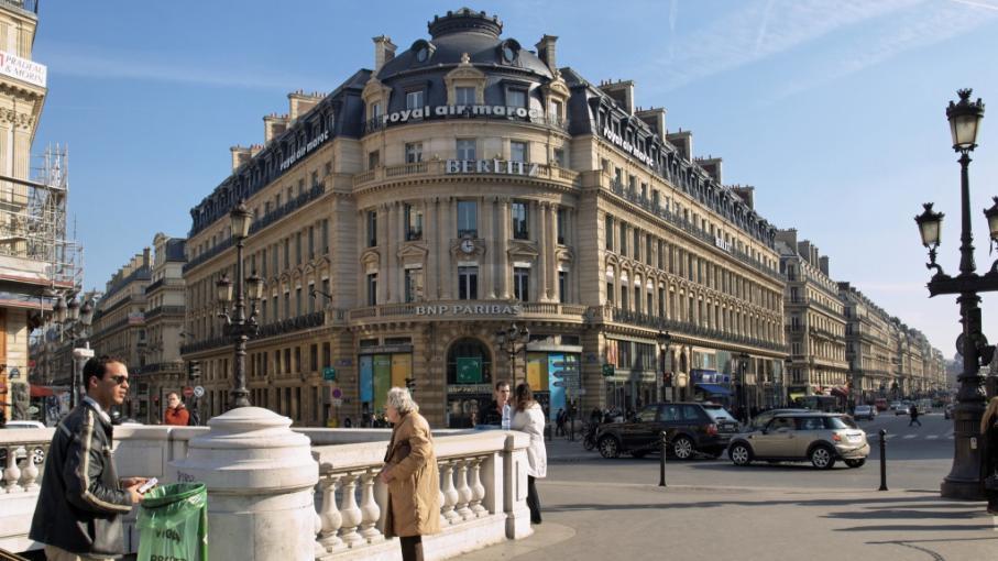Paris Et L 39 Architecture Du Baron Haussmann